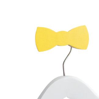 bow tie – yellow