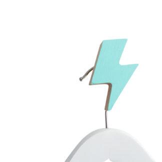 lightning bolt – minty