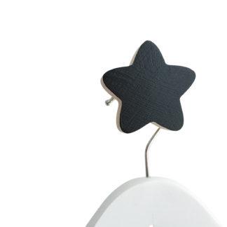 star – black