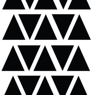 trekant-svart-ark